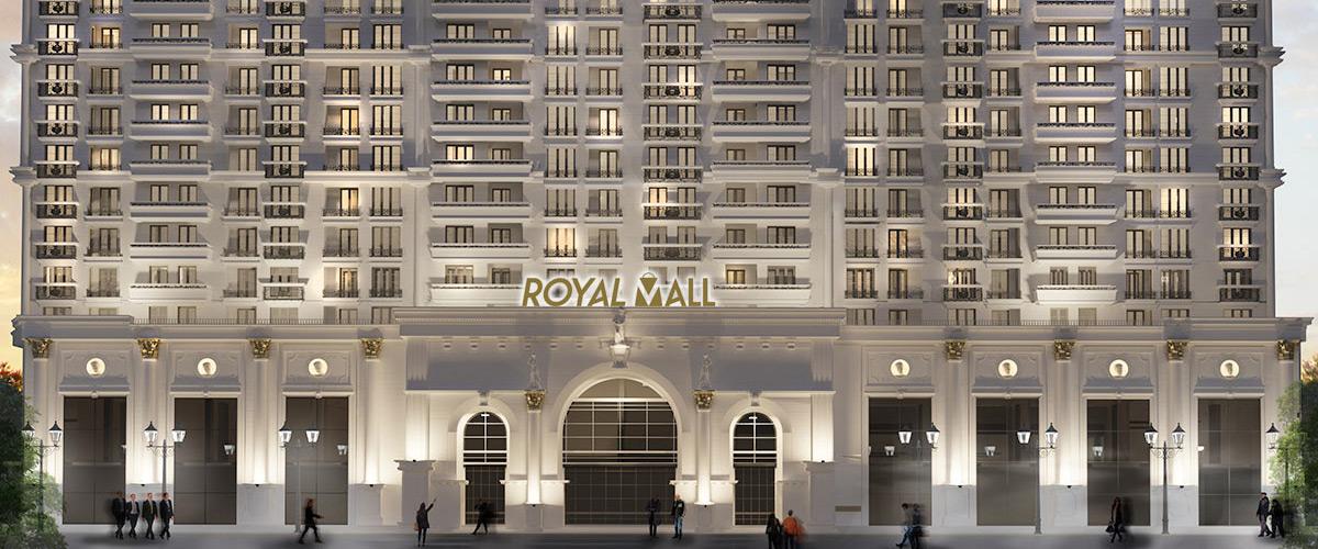 ROYAL MALL from ROYAL Shpk rruga b mat shopping ceneter qendra tregtare dyqane shitje banesa