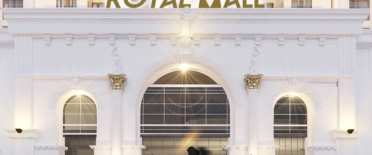 ROYAL MALL from ROYAL Shpk rruga b mat shopping ceneter qiraja qira meqira lokali