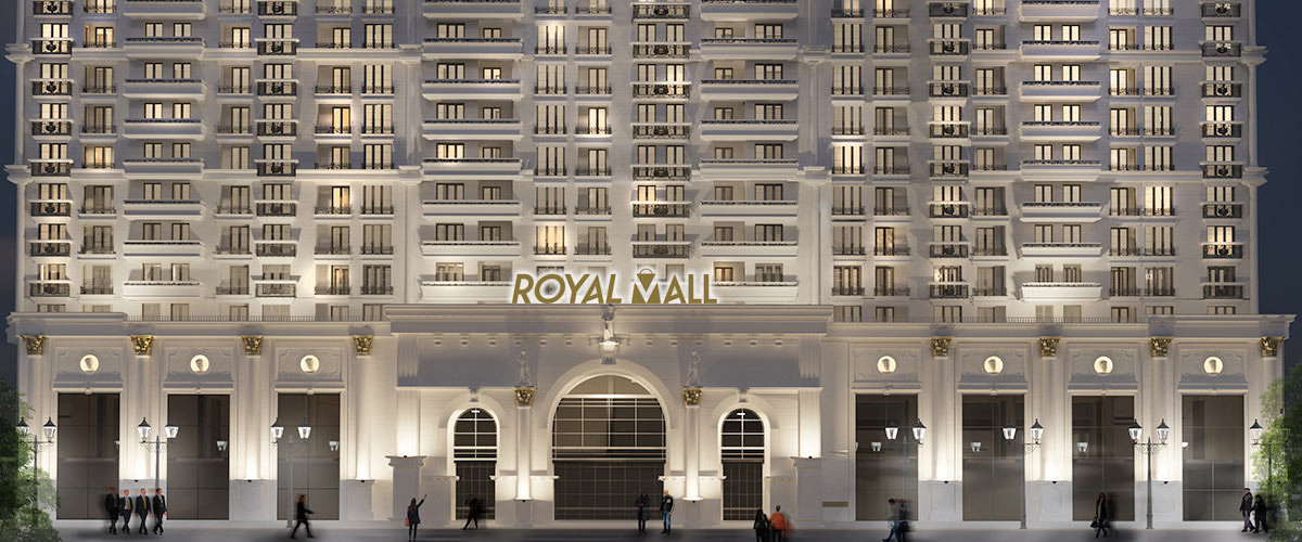 ROYAL MALL from ROYAL Shpk rruga b mat shopping ceneter qendra tregtare dyqane shitje banesa foto galeria dyqan